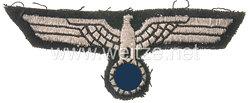 Wehrmacht Heer Brustadler für Offiziere der Panzertruppe