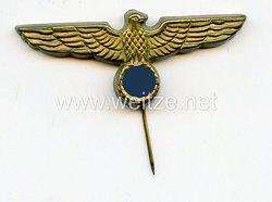 Kriegsmarine Mützenadler für die Tellermütze