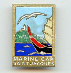 """Frankreich Indochina Marine-Abzeichen """"Marine Cap Saint Jacques"""""""