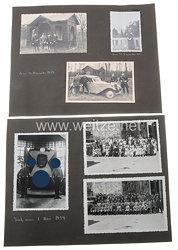 Allgemeine-SS Fotogruppe, Angehöriger einer SS-Motorstandarte