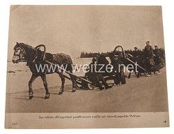 Deutsches Kaiserreich Pressefoto, Aus russischer Gefangenschaft zurückkommende deutsche und Österreich-ungarische Soldaten