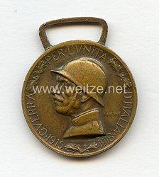 Königreich Italien - Erinnerungsmedaille an den italienisch-österreichischen Krieg (Medaglia commemorativa della guerra italo-austriaca 1915-1918)
