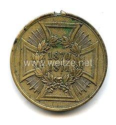 Preußen Kriegsdenkmünze 1870-1871 für Kämpfer