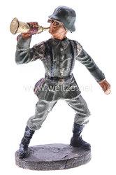 Elastolin - Heer Sturmtrompeter
