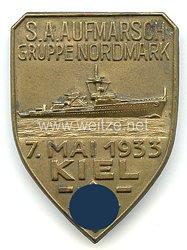 SA - Aufmarsch Gruppe Nordmark 7. Mai 1933 Kiel
