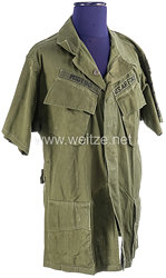 USA US Air Force Vietnam War: Jungle Jacket for a First Sergeant of an Air Force Security Unit