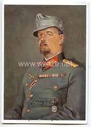 Heer - Originalunterschriften von Ritterkreuzträger Generalmajor Julius Ringel