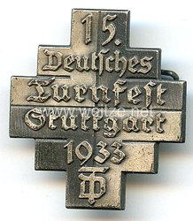 III. Reich - Deutscher Turnerbund - 15. Deutsches Turnfest Stuttgart 1933