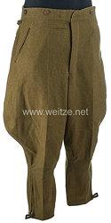OT (Organisation-Todt) braune Stiefelhose für Führer