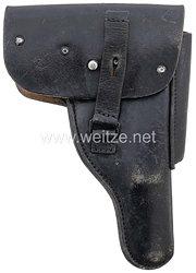 Bundesrepublik Deutschland ( BRD ) Bundeswehr / Polizei - Pistolentasche für die Walther P1