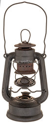 III. Reich / Wehrmacht Sturmlaterne Feuerhand Atom