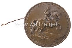 """Braunschweig Abguss einer Phalerae mit Reiterbildnis """"Dux ...Brunswicen et Luneburgen"""""""
