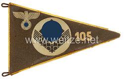 Weibliche Reichsarbeitsdienst (W.RAD)KFZ-Autostander für Führer der RAD Gruppe 105