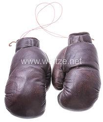 III. Reich Paar Boxhandschuhe