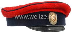 Zaristisches Russland -Schirmmütze für Offiziere des 1. Ural-Kosaken-Regiments