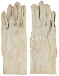 Wehrmacht / Luftwaffe Paar Handschuhe für Offiziere