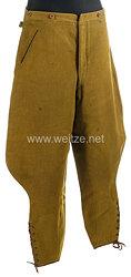 Organisation-Todt (OT) braune Stiefelhose für Führer