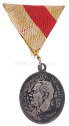 Baden ovale Medaille