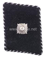 SS-Verfügungstruppe Einzel Kragenspiegel für SS-Unterscharführer