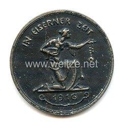 """Deutsches Reich Medaille """"In Eiserner Zeit"""" 1916"""