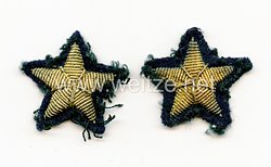 Kriegsmarine Paar Ärmelabzeichen für einen Seeoffizier