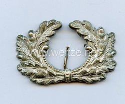 Wehrmacht Heer Schirmmützeneichenlaub
