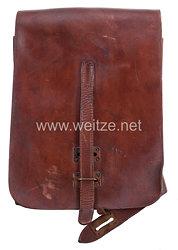 Reichsarbeitsdienst (RAD) braune Kartentasche der Abteilung 5/235