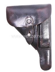 Pistolentasche für eine 7,65'er nach 1945 durch die Polizei in Stuttgart Weitergeführt.