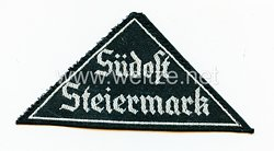"""Bund Deutscher Mädel (BDM) Gebietsdreieck """"Südost Steiermark"""""""