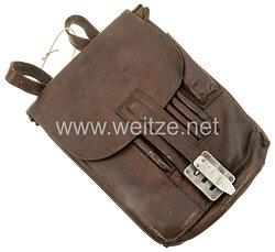 Wehrmacht braune Kartentasche