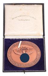 NSFK - nichttragbare Bronzene Plakette -