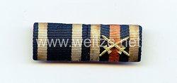 Bandspange eines Veteranendes 1. Weltkriegs