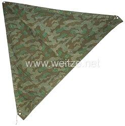 Wehrmacht Tarnzeltplane