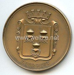 Deutsches Reich - nichttragbarer Ehrenpreis der Stadt Landshut