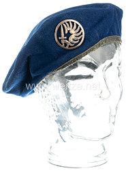 Frankreich Indochina blaues Barett - Fallschirmjäger (bataillon de parachutiste metropolitain)