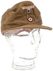 Wehrmacht Heer Afrikakorps Tropenfeldmütze M41 für Mannschaften