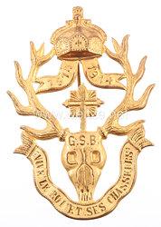 Erinnerungsabzeichen des Garde-Schützen-Bataillons zur 100-Jahrfeier 1914