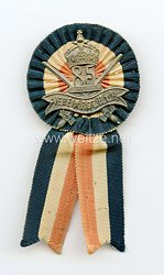 Preußen großes Mitgliedsabzeichen für den Verein der ehemaligen AngehörigenInfanterie-Regiment Herzog von Holstein (Holsteinisches) Nr. 85