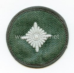Wehrmacht Ärmelabzeichen Oberschützenstern