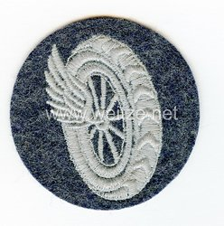 Luftwaffe Ärmelabzeichen Kraftfahrzeuggeräteverwalter