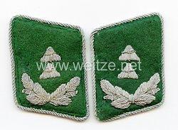 Luftwaffe Paar Kragenspiegel für einen Beamten