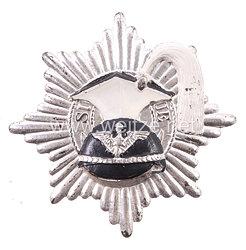 Preußen -Zivilabzeichen für ehemalige Angehörige des 1. Garde-Ulanen-Regiments
