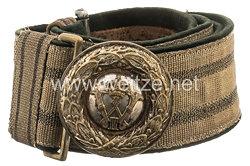 Preußen Feldbinde für Offiziere der Regimenter Jäger zu Pferd