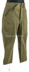 Wehrmacht Afrikakorps Stiefelhose M 1942 für Mannschaften