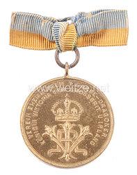 Preußen tragbare Medaille