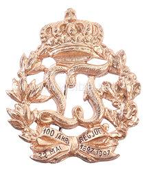 Anhalt Zivilnadel für Angehörige im Anhaltinischen Infanterie-Regiment Nr. 93 zum 100jährigen Regimentsjubiläum 1907