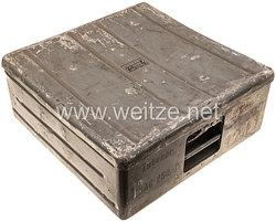 LuftwaffeAufbewahrungskasten für die Schlossplatte und Ladevorrichtung für die BomberDornier Do 217 und Heinkel He 111