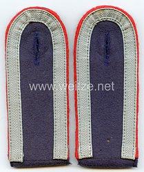 Luftwaffe Paar Schulterstücke für einen Unteroffizier der Flak