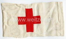 Deutsches Rotes Kreuz (DRK) Armbinde für Sanitäter