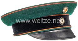 Preußen Schirmmütze für Offiziere im Garde-Schützen-Bataillon